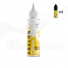 Pack 165ml Abalon DIY 4 mg/ml
