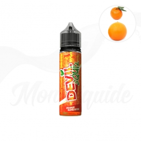 Orange Mandarine 50 ml Devil Squiz Shake N Vape Avap