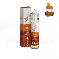 Caramel Torrefie 50 ml Shake N Vape Machin Savourea